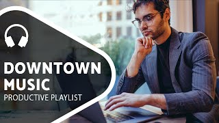 Downtempo Music for Work and Office
