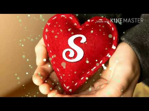 S Nam  Letter Status WhatsApp Video