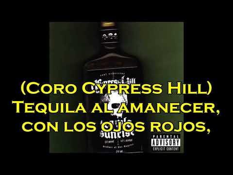 Cypress Hill con Barron Ricks-Tequila Sunrise(subtitulado)