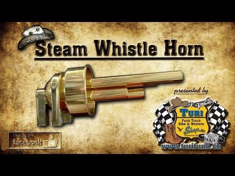 Steam Whistle - Dampflock Pfeife