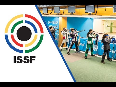 10m Air Rifle Women Final - 2018 ISSF World Cup Stage 4 in Munich (GER)