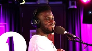 Kwabs covers Katy Perry's Dark Horse in the Live Lounge