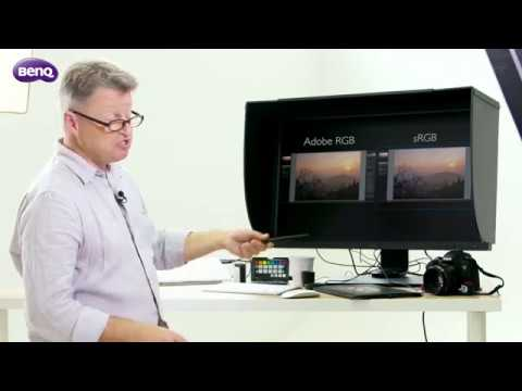 Professional Photographer Jim Skouras Reviews the BenQ SW320