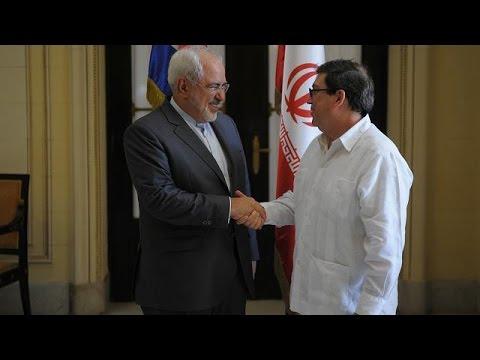 """L'Iran veut """"tracer un nouveau chemin"""" avec Cuba"""