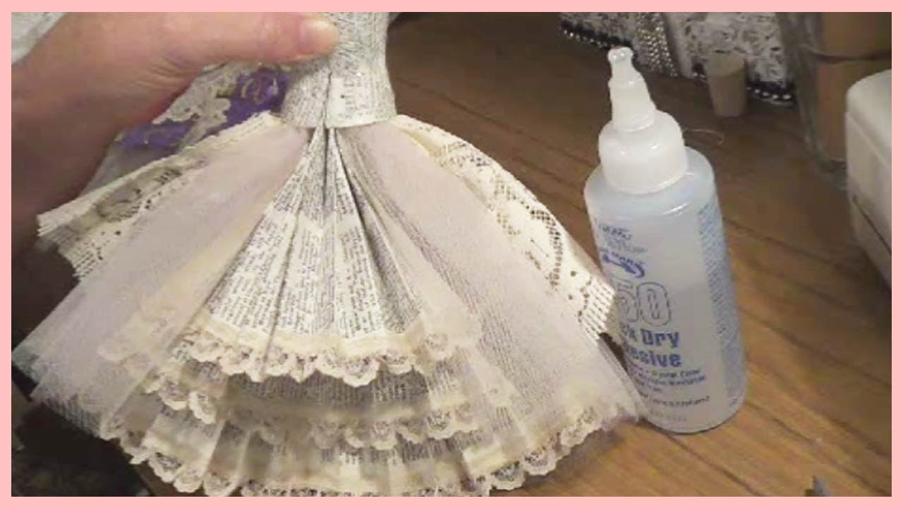 Art Dress Tutorial Part 2 The Skirt YouTube