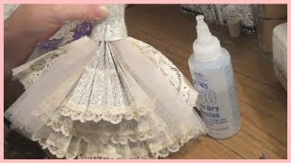 Art Dress Tutorial - Part 2 - The Skirt