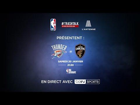 Cavs – Thunder en Live : l'avant-match