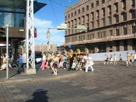 Mannerheimintie, Helsinki City Centre, Finland