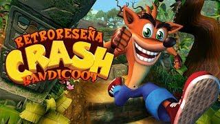 Retro Reseña: Crash Bandicoot