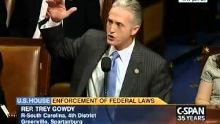 What Trey Gowdy Just Did Could Be A Defining Moment For America, I Was Stunned At 2 24