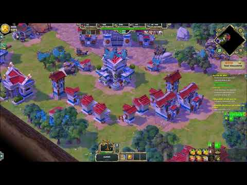 AOEO Tarsos Legendary Opis SOLO Greek Age of Empires Online