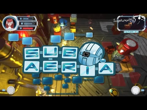 Subaeria: Robot Meet Laser |