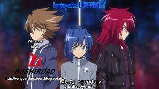 [NextGen] Cardfight!! Vanguard OP1 (Roselia - LEGENDARY) Sub. Esp