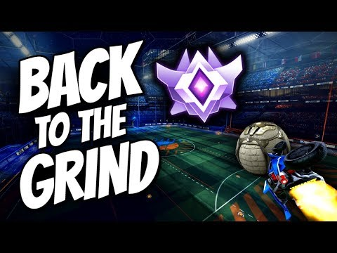 BACK TO THE GRIND | Grand Champion 2v2 (Rocket League Gameplay)