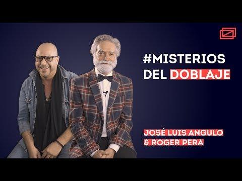 Misterios Del Doblaje. Roger Pera Y José Luis Angulo Responden (1/2)   35 Mm