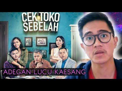 Adegan Kocak Kaesang Pangarep di Film CEK TOKO SEBELAH 2017