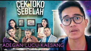 Video Adegan Kocak Kaesang Pangarep di Film CEK TOKO SEBELAH 2017 download MP3, 3GP, MP4, WEBM, AVI, FLV September 2018