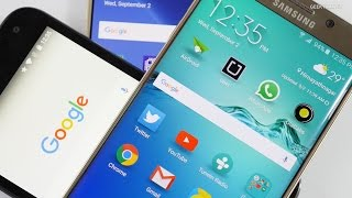 Get the New Logo Google Search Bar  on your Android Smartphone