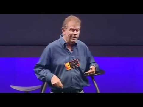 "Woody Norris: ""Inventing the next amazing thing"" - YouTube"