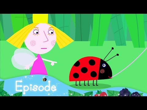 Ben and Holly's Little Kingdom | Gaston Goes to School | Full Episode