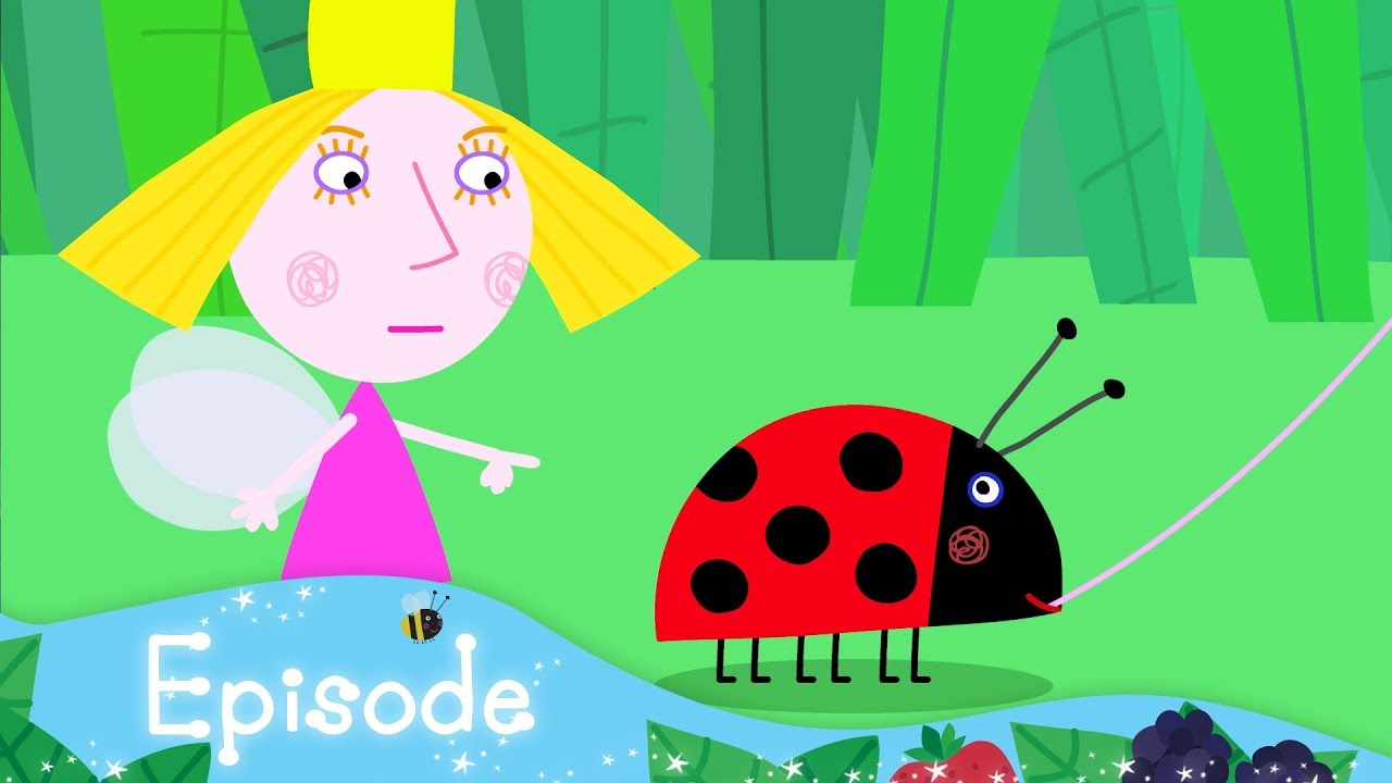 This is a picture of Decisive Ben and Holly Pictures