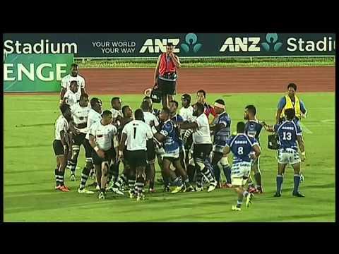 2016 WPRC Final Fj Warriors vs Samoa A