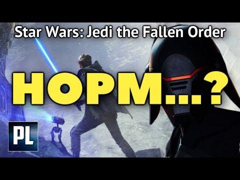 Обзор СЮЖЕТА Star Wars Jedi The Fallen Order.