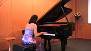 Liszt ~Consolation No.3 (Pf. Keiko Nishizu)