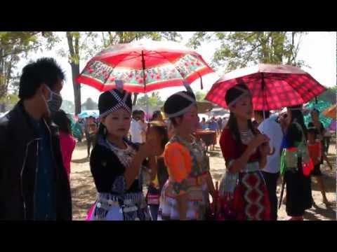 Hmong - Hmong Laos 2013 - new year. Peb caug Lav-52 [HD]
