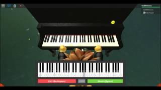 OMFG Ciao Roblox Piano (Foglio in Desc)