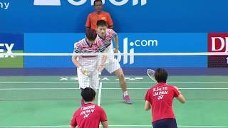 bwf world junior mixed team championships 2017   badminton sf japan vs china