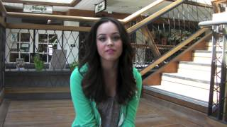 Chatting with Hayley Orrantia | hello beloved
