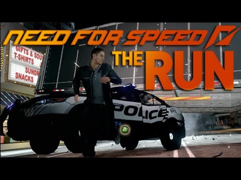 Need for Speed: The Run - Police Chase