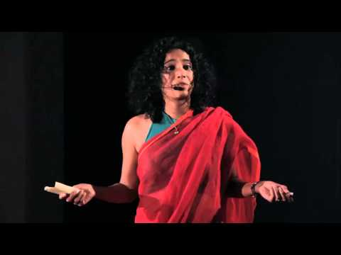 Changement 7 secrets pour franchir le pas: Anjuli Pandit at TEDxReunion