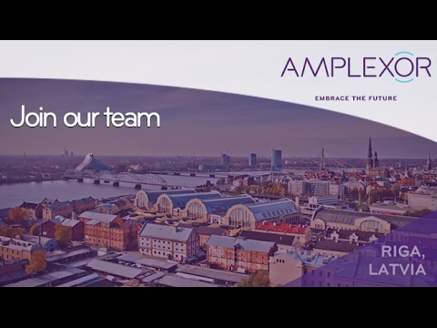 AMPLEXOR looking to grow its translators team in Latvia