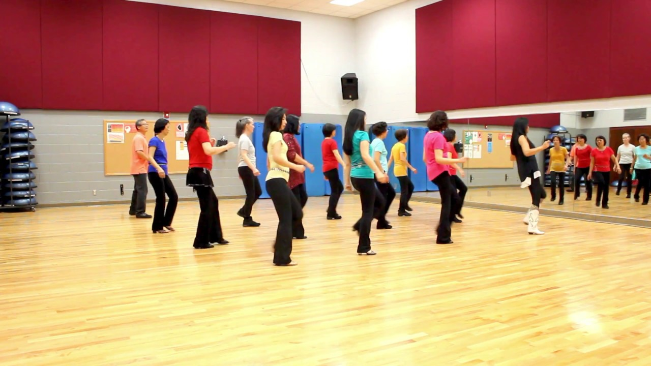 Italiano - Line Dance (Dance & Teach in English & 中文)