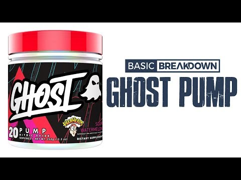 Ghost PUMP Supplement Review | Basic Breakdown