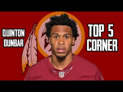 Why Quinton Dunbar is the Most Wanted Cornerback in the NFL