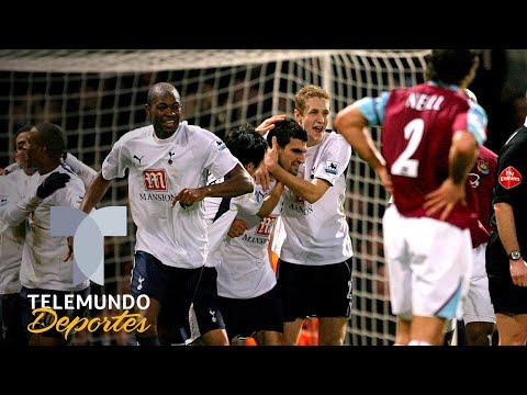 La épica e inolvidable remontada del Tottenham al West Ham de Carlos Tévez | Telemundo Deportes