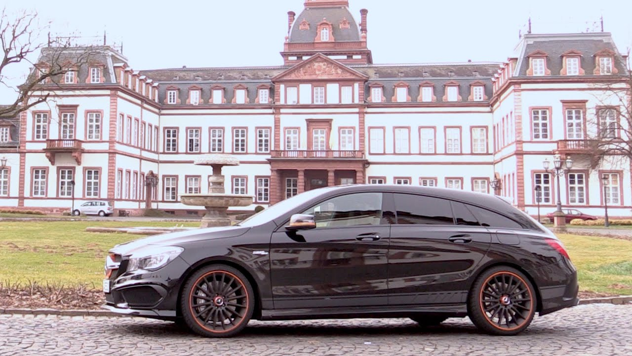 mercedes cla 45 amg shooting brake fahrbericht youtube. Black Bedroom Furniture Sets. Home Design Ideas