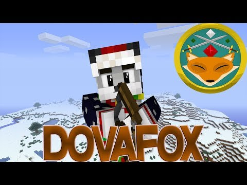 Cave of madness | DovaFox UHC S4 #2