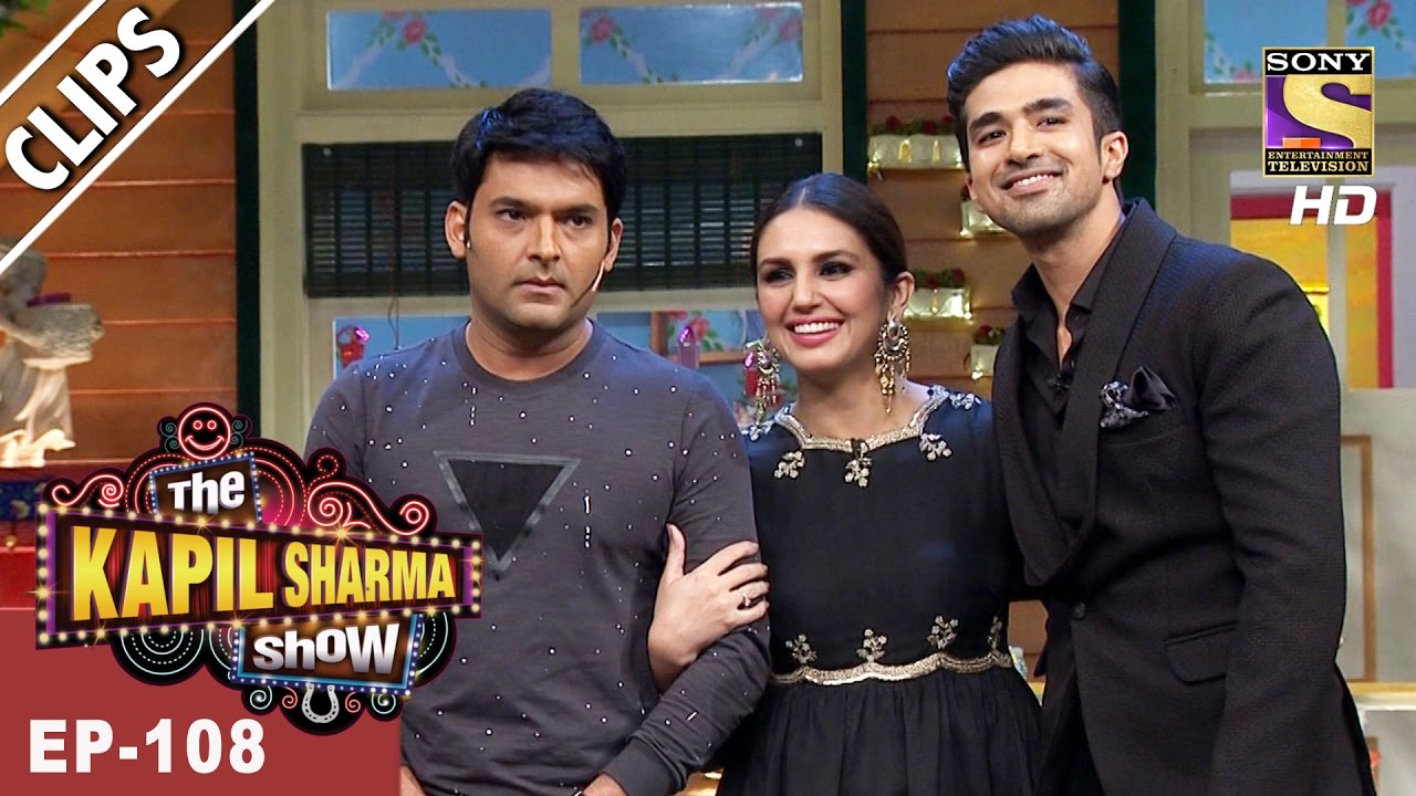 huma-qureshi-saqib-saleem-have-an-amazing-time-with-kapil-the-kapil-sharma-show-21st-may-2017