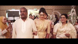 Jegan & Shaminea | Malaysia Indian Wedding Video Montage Trailer