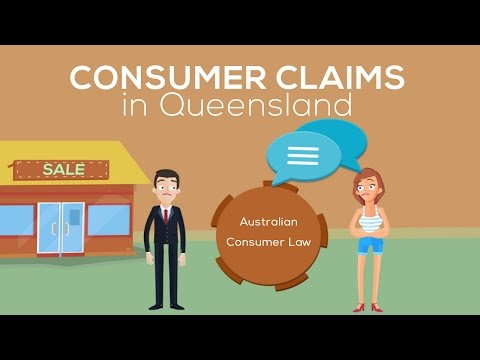 Consumer rights, complaints and scams in Queensland
