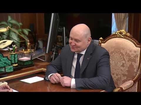 Владимир Путин назначил нового врио губернатора Севастополя