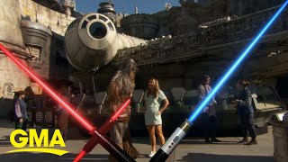 Inside the hottest rides in 'Star Wars: Galaxy's Edge' at Disneyland
