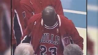 Michael Jordan's Flu Game   SportsCenter   ESPN Archives