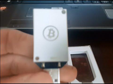 USB ASIC MINER 336 MHs - майнинг биткоинов