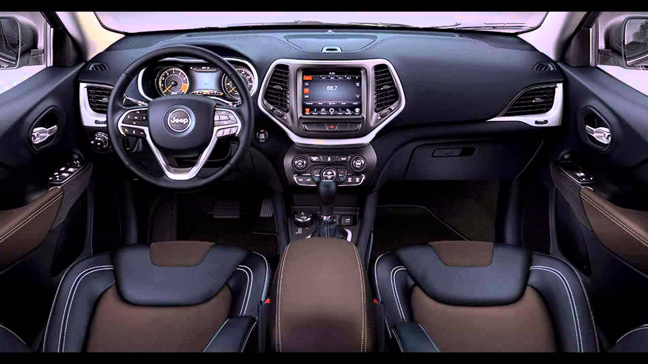 2016 jeep grand cherokee interior youtube for Interior of jeep cherokee 2017