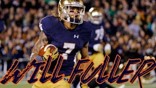 "Will Fuller ""Sorry Not Sorry"" Highlights"
